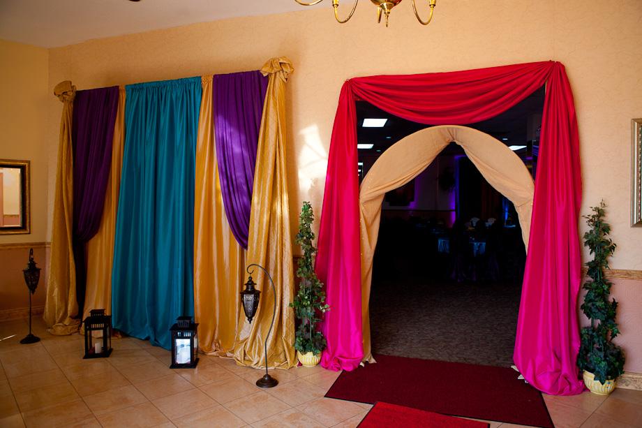 International Banquet Hall Princess Jasmine Wedding